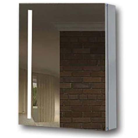 laura aluminium backlit mirrored bathroom cabinet illuminated mirrors cabinets illuminated mirror cabinet fac 02 led bathroom mirror