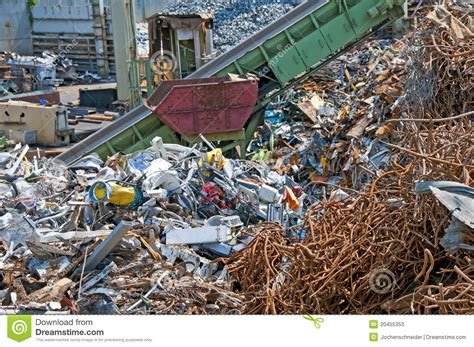 Backyard Junk by Junk Yard Stock Photos Image 20455353