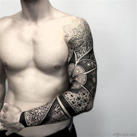 download geometric tattoo men danielhuscroft com