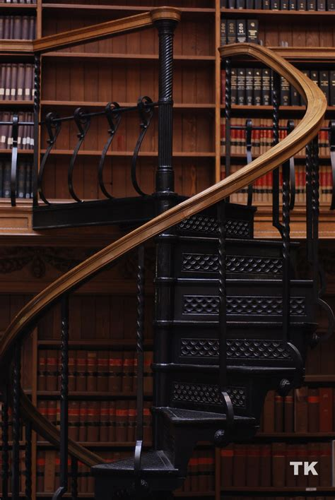 library staircase file spiral staircase great library jpg