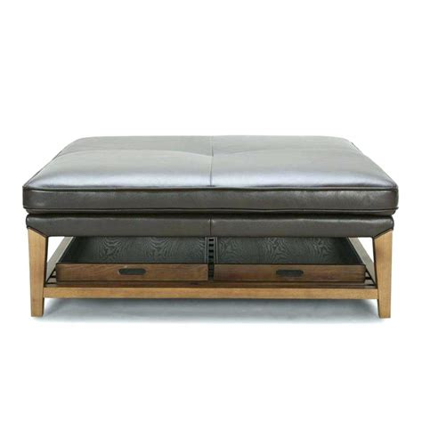 leather cocktail ottoman cocktail ottoman dietafast org