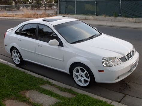 faris23 2005 suzuki forenza specs photos modification