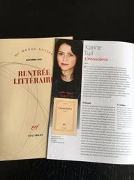 Karine Tuil Biographie by Karine Tuil 201 Crivain Fran 231 Ais