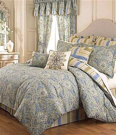 dillards bedroom bedspreads waverly swept away bedding collection dillards