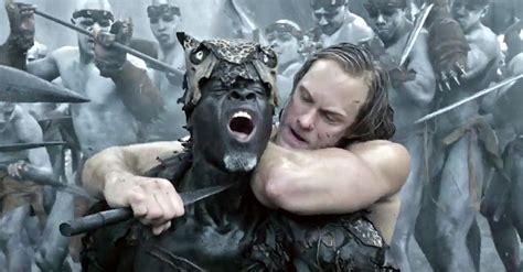 Tarzan The Legend Movie Trailer 2016   tarzan teaser trailer