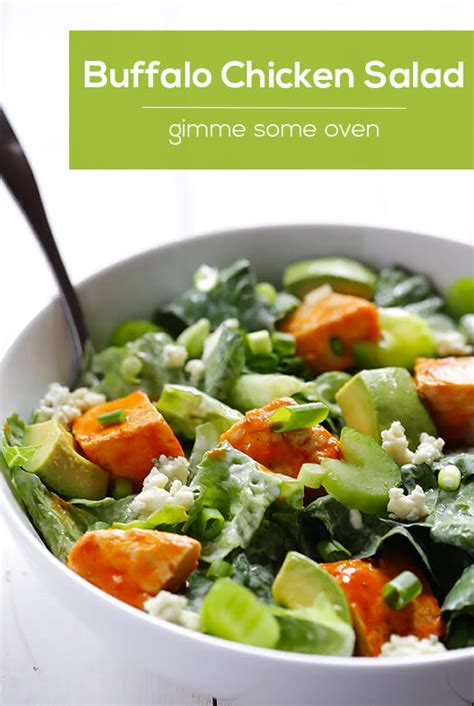 Gimme Some Oven Detox Salad by Buffalo Chicken Salad Gimme Some Oven