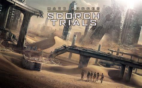 film maze runner scorch new maze runner scorch trials trailer