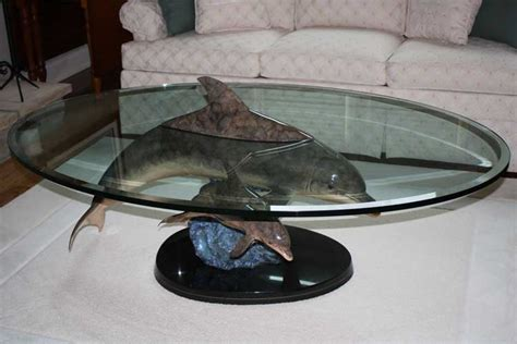 Dolphin Table by Me Some Wyland On Dolphins Orcas And Jim O Rourke