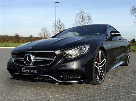 G Power Autos Kaufen by Mercedes S 63 Amg Coup 233 Tuning G Power Autozeitung De