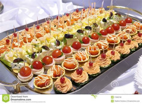 light snacks for party different light snack stock photo image of meal party