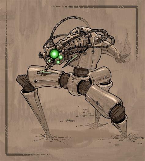 Robot Story 889