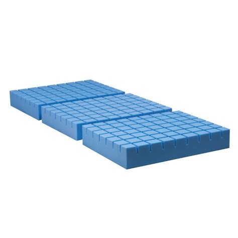 materasso poliuretano materasso ventilato in poliuretano espanso a tre sezioni