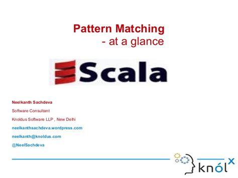 stock pattern matching software pattern matching at a glance