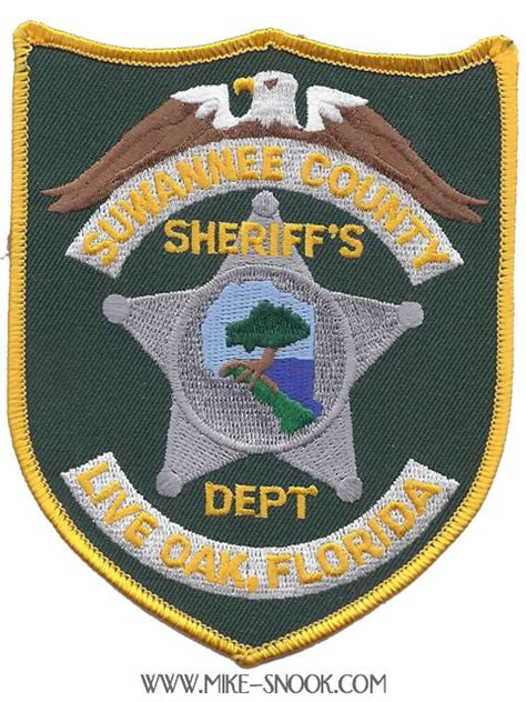 mike snook s patch collection state of florida