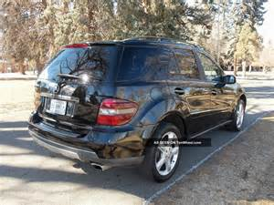 2006 Mercedes Ml 350 2006 Mercedes Ml350 Awd With Airmatic Suspension
