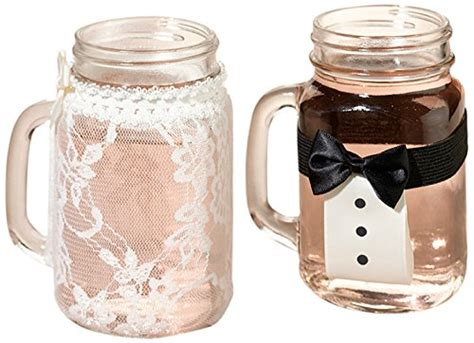 Garden Groom Accessories Lillian I Pint And Groom Drink Glass Covers