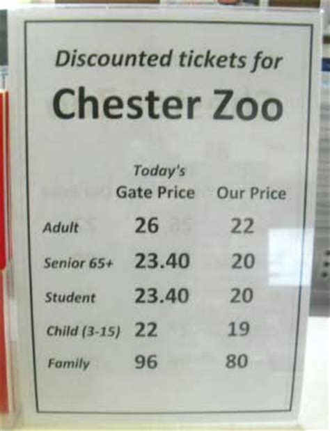 discount vouchers chester zoo chester tourist tourist information centres in chester