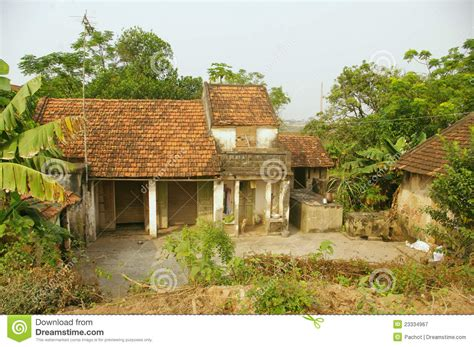 Housing Floor Plans Free by Typical Vietnamese House Royalty Free Stock Photography