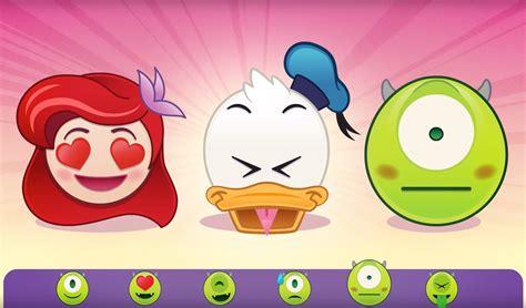 disney emoji texts glamour