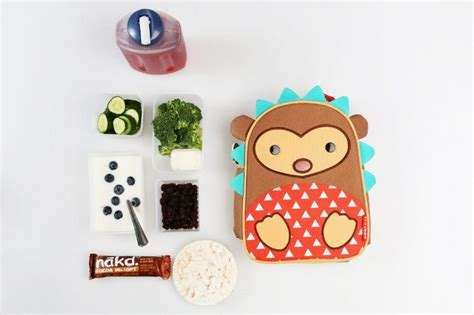 Skip Hop Zoo Lunchies Insulated Lunch Bag Hedgehog back to school we ask five toronto parents what they re