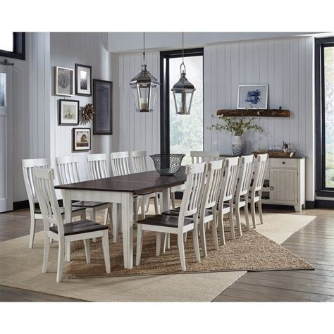 leyton  piece solid wood dining set solid wood dining