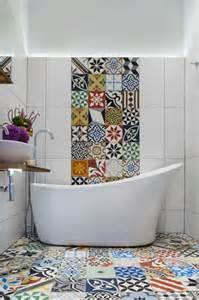Blue Bathroom Tile Ideas badezimmergestaltung wie sie ihr bad im mediterranen
