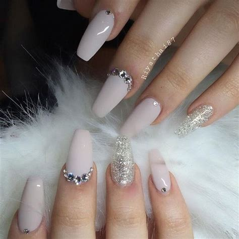 moon shape ombre glitter nail art pinterest 50 coffin nail art ideas ombre lips nail art ideas and