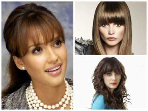 bangs for egg shaped face 25 best ideas about bangs for oval faces on pinterest
