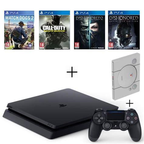 console playstation 4 comparez les ps4 pas cher