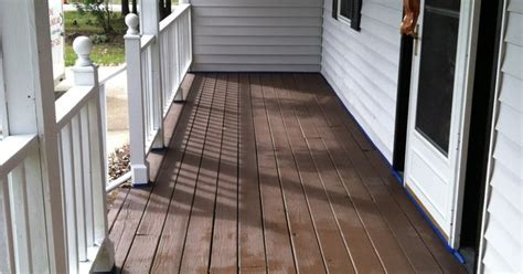 behr deck   padre brown   home pinterest