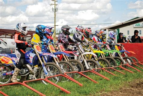 who won the motocross race last dawson creek motocross club gearing up for season
