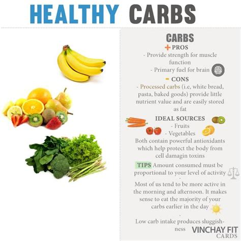 3 healthy carbohydrates healthy carbs fitness healthy carb