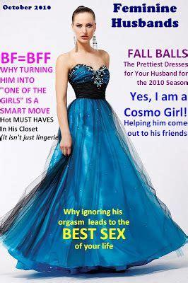 forced womanhood feminized husbands magazines