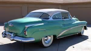 1952 Buick Roadmaster 1952 Buick Roadmaster Riviera Automatic Unrestored Lot