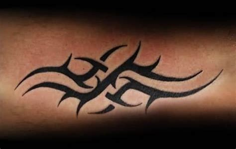 simple tribal tattoo design image gallery tattoo ideas simple tribal tattoo design