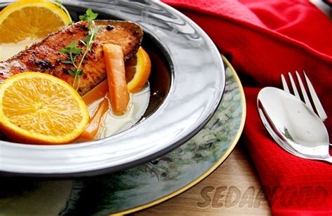 Minyak Ikan Buat Ayam Bangkok resepi mudah ringkas cara masak sup ikan salmon