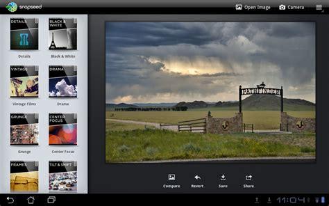 snapseed for android تحميل افضل برنامج تعديل وتحرير الصور للاندرويد 2016 مجانا