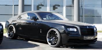 2015 Rolls Royce Wraith Coupe Rolls Royce Wraith Regatta Or Luxury In Its Form
