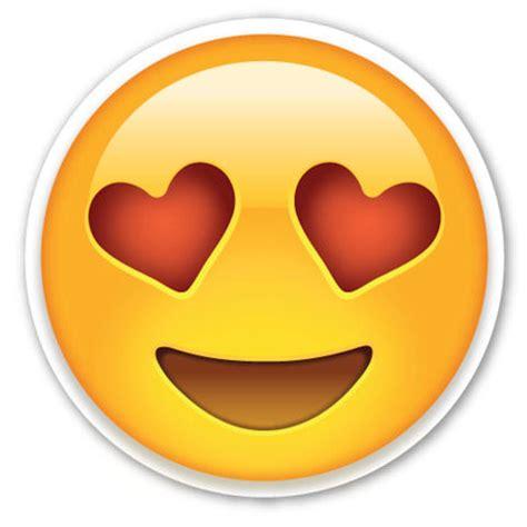 framed emoji print love heart eyes face picture poster emoticons phone art eyes emoji