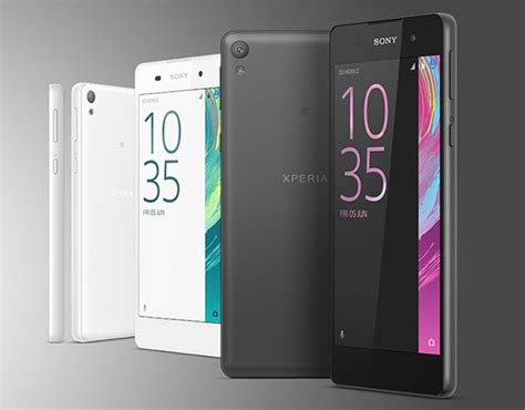 New Launched Sony Xperia Sony Xperia E5 With 13mp Android 6 0 And 4g Lte