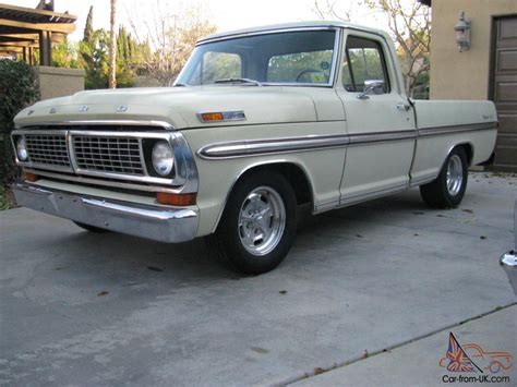 1970 Ford F100 For Sale by 1970 Ford F100 Bed