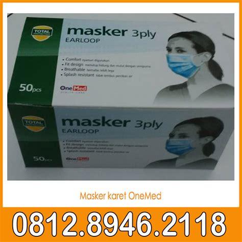 Masker Onemed by Masker Karet Onemed