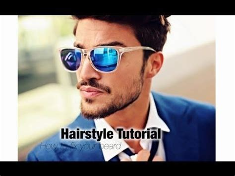 gents haircut tutorial mariano di vaio hairstyles and beard maintenance on pinterest