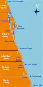indian river lagoon florida map the irl estuary