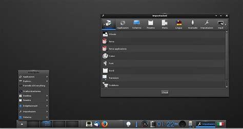 gnu linux l environnement de bureau enlightenment 0 21 8