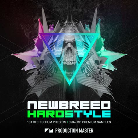 Qlimax Serum production master newbreed hardstyle midi wav serum vstorrent