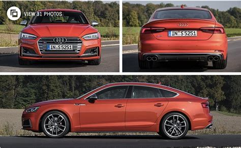 2020 Audi S5 Sportback by 2020 Audi S5 Sportback Review Auto Express New