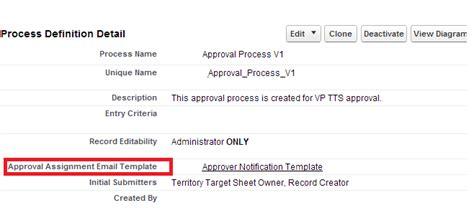 changing email address can we change from email address of the approval process