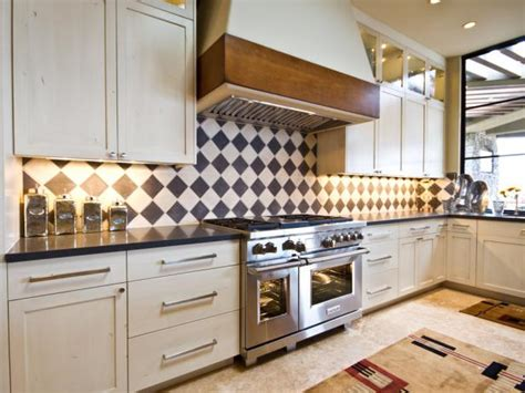 pictures of backsplashes in kitchen kitchen backsplash ideas designs and pictures hgtv