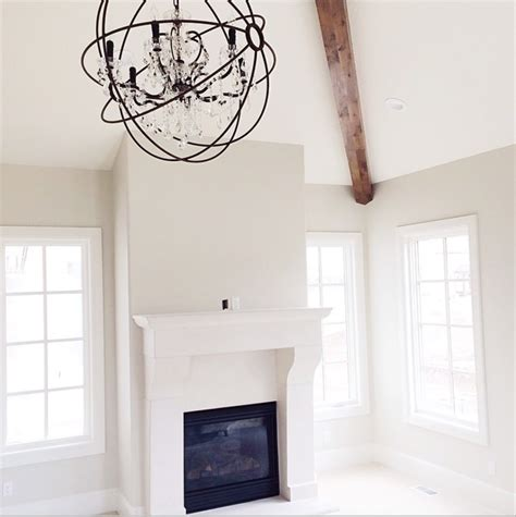 Dove White Trim And Ashwood For Walls Both By Benjamin White Ceiling Paint